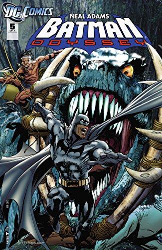 Batman: Odyssey (2011-2012) #5 (of 7) (English Edition)