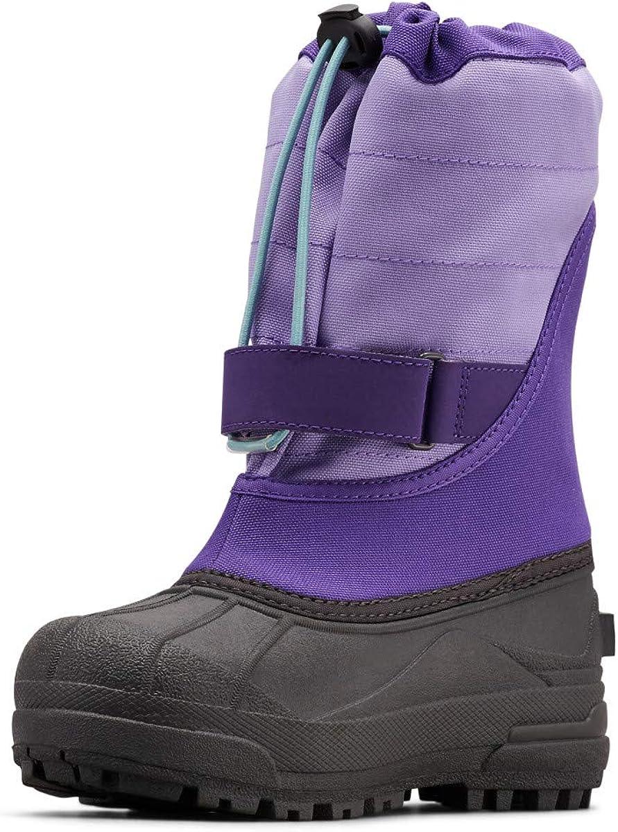 Columbia Unisex-Child Toddler Powderbug Plus Ii Snow Boot