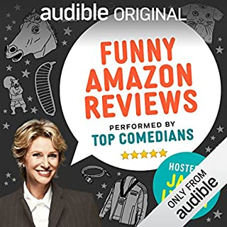 Funny Amazon Reviews audiobook cover art