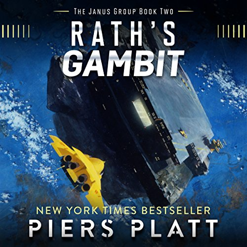 Rath's Gambit audiobook cover art