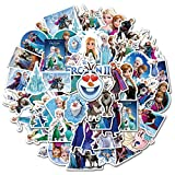 BATTER 100PCS Frozen 2 Stickers Laptop Sticker...