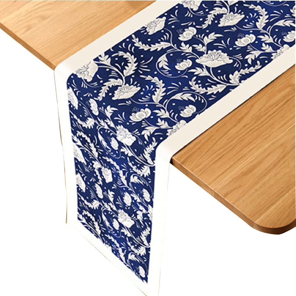 JJRYPSH Table Runner Runners Soft Easy Max 68% OFF Very popular Do Clean Not to Fad