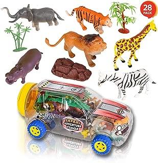 zoo gift shop figurines