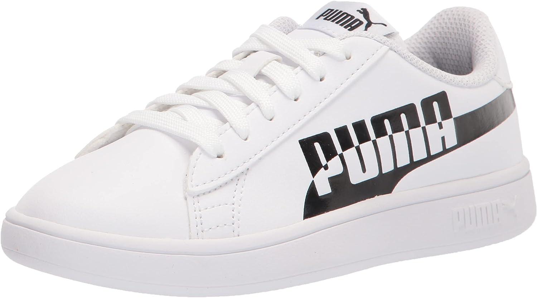 PUMA Unisex-Child Smash 2 Max Sneaker