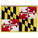 Maryland State Flag...image