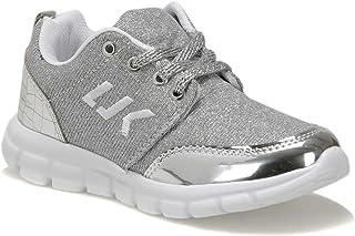 SMASH Gümüş Kız Çocuk Sneaker Ayakkabı
