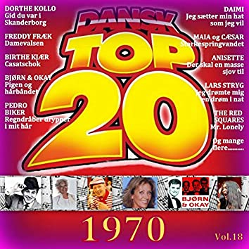 Dansk TOP 20 vol. 18, 1970