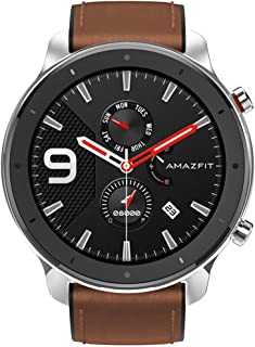 Amazfit GTR 47mm - Stainless Steel