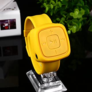Wrist MP3 Music Player Compact Support TF Card No Screen Wristband Jogging
