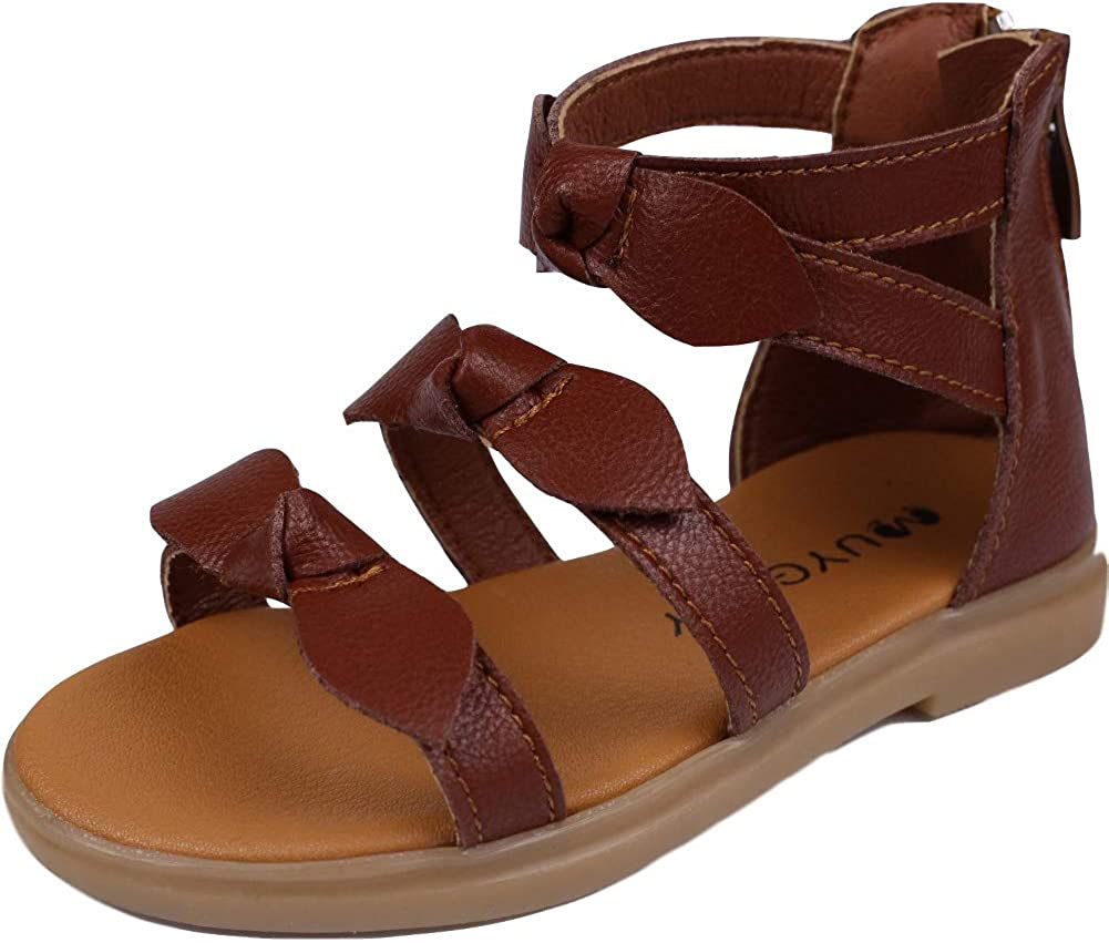 Muy Guay Popular shop is the lowest price Special price challenge Girls Sandals Genuine Leather Toddler Tas
