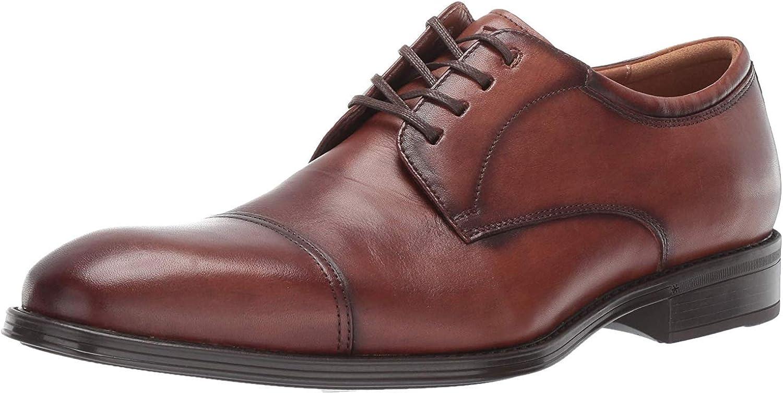 Florsheim mens Allis Comfortech Cap Toe Oxford Dress Shoe
