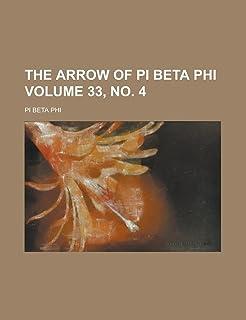 The Arrow of Pi Beta Phi Volume 33, No. 4