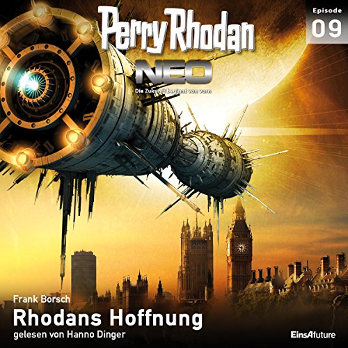 Rhodans Hoffnung audiobook cover art