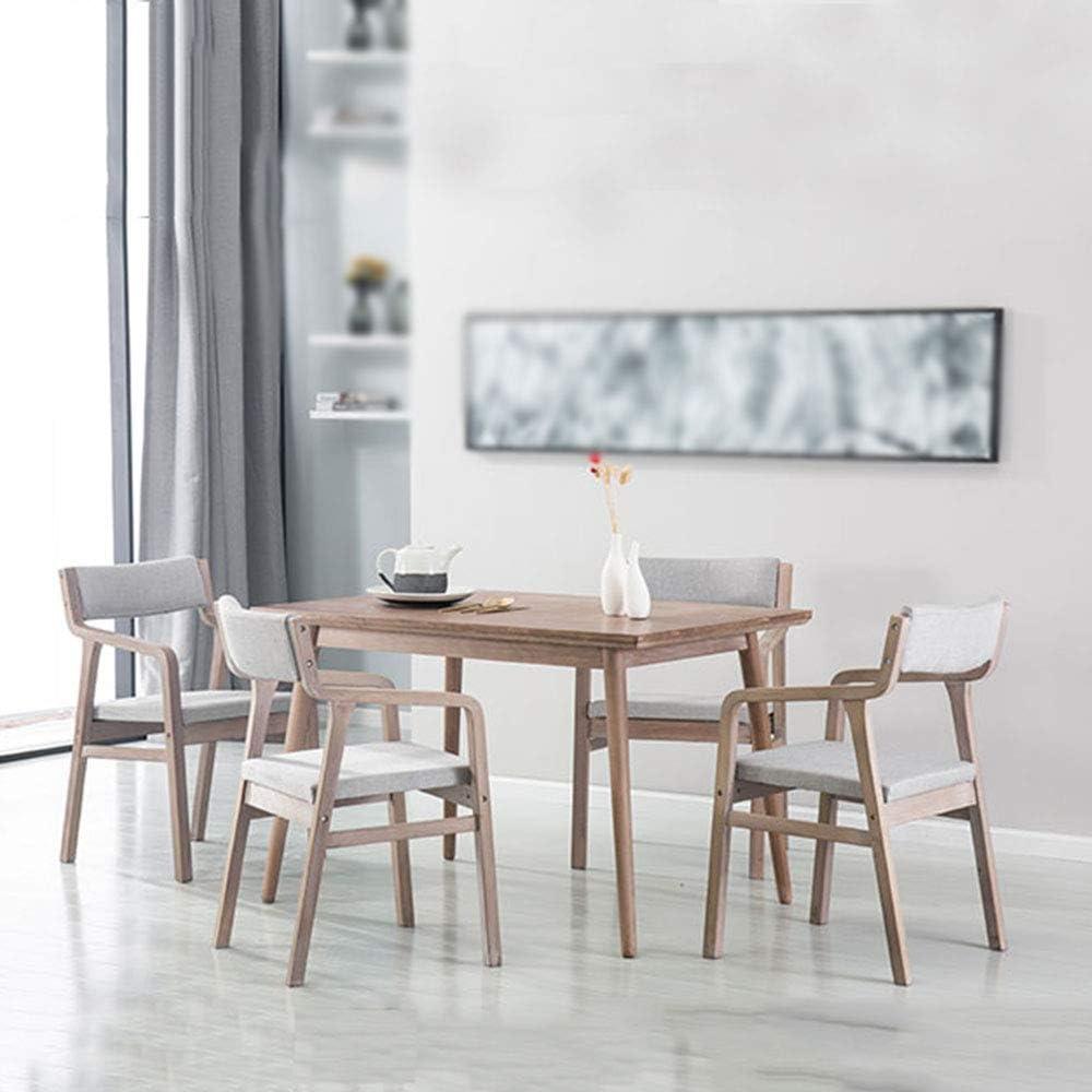 ALY Chaise de Salle à Manger Chaise rétro Chinoise Design Ergonomique Salon Chaise Bureau Bureau Chaise hôtel Salle de réunion Do The Old Chair Frame - Light Gray