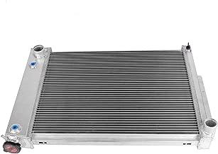 2 core aluminum radiator