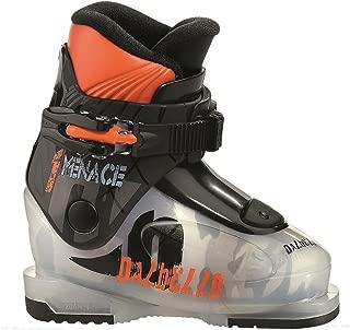 Menace 1 Kids Ski Boots - 18.5/Transparent-Black