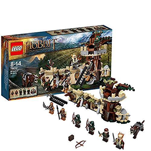 LEGO The Hobbit 79012 - Mirkwood Elbenarmee