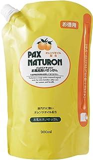 [Amazon限定ブランド]NATUXIA パックスナチュロン お風呂洗い 石けん 詰替用 900ml 大容量タイプ