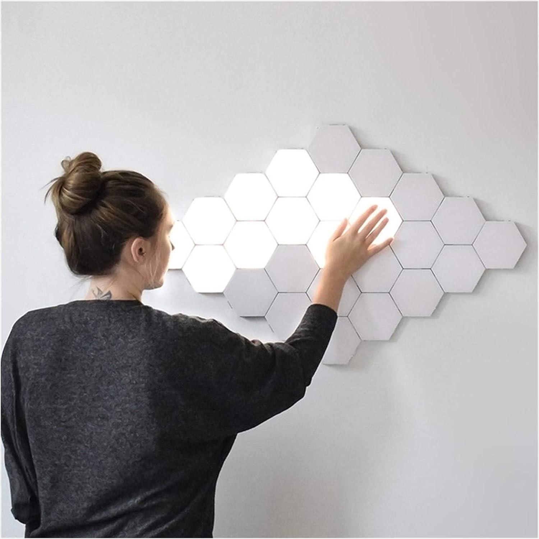 ZLMAY Selling 1-16PCS Touch Sensitive Lighting Hexagonal Lamps Modu San Jose Mall Lamp
