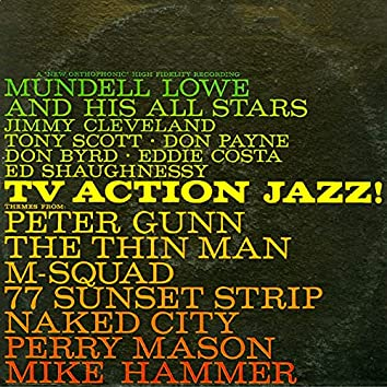 TV Action Jazz! (Remastered)