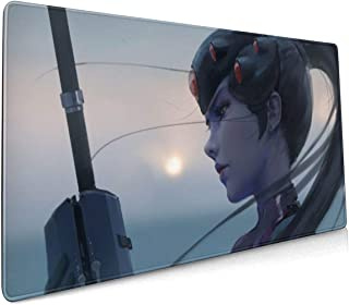 Overwatch Widowmaker Mouse Pad Rectangle Non-Slip Rubber Electronic Sports Oversized Large Mousepad Gaming Dedicated,for Laptop Computer & PC 15.8X35.4 Inch