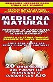 NATURAMA No. 4: REMEDIOS HERBALES - SETAS CURATIVAS - PROCAINA - CURAS CON AJO -  DOLOR DE ESPALDA - FATIGA CRONICA: TRATADO DE MEDICINA NATURAL (COLECCION NATURALIA - TRATADOS)