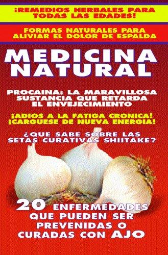 NATURAMA No. 4: REMEDIOS HERBALES - SETAS CURATIVAS - PROCAINA - CURAS...