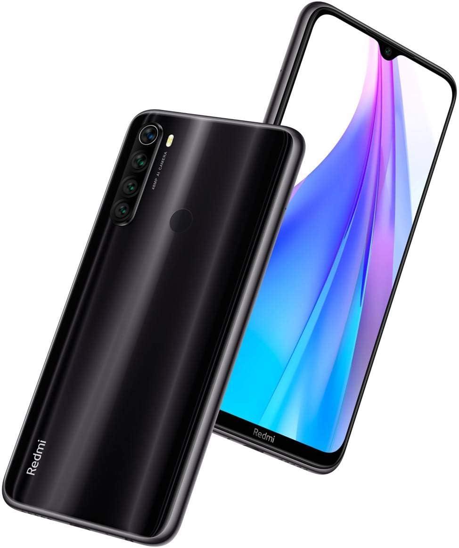 Xiaomi Redmi Note 8t Smartphone 128gb 4gb Ram Dual Sim Moonshadow Grey Xiaomi Amazon Es Electrónica