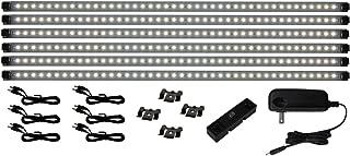 Inspired LED - Pro Series 42 LED Super Deluxe Kit - 4200K Pure White - Under Cabinet Lighting Kit LED Plug in