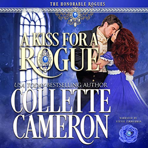 A Kiss for a Rogue  By  cover art