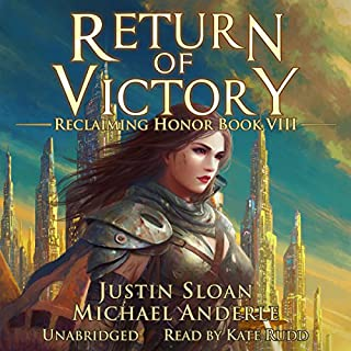 Return of Victory: A Kurtherian Gambit Series audiobook cover art