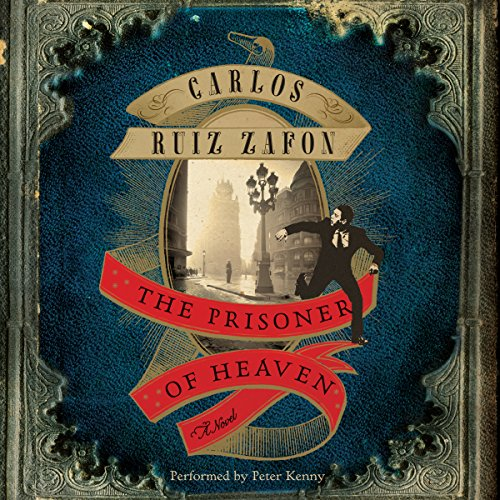 The Prisoner of Heaven cover art