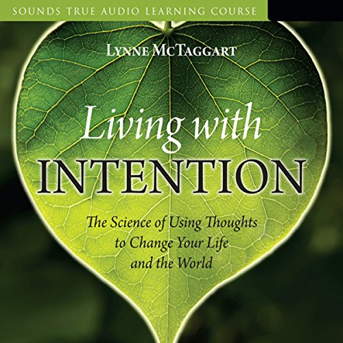 Living with Intention audiobook cover art