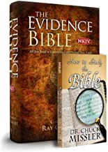 EVIDENCE BIBLE STUDY BUNDLE by Ray Comfort and Chuck Missler