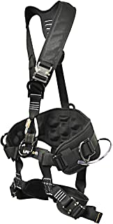 Fusion Climb Tac-Scape Heavy Duty Tactical Full Body Padded Y Style Rescue Harness