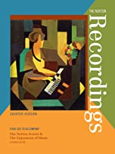 The Norton Recordings: Shorter Version: Four CDs to accompany The Norton Scores & The Enjoyment of Music, Eleventh Edition