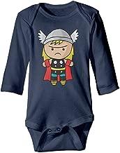 Unisex Baby Bodysuits The Cutest Cartoon Thor