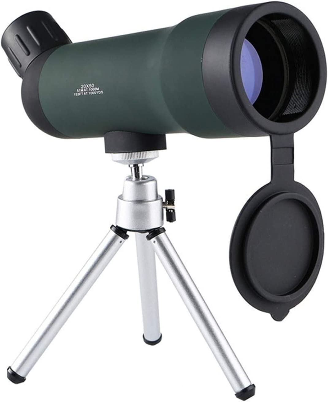 whdz Telescope for Year-end Lowest price challenge annual account Adults Zoom 20X50 Monocular High-De