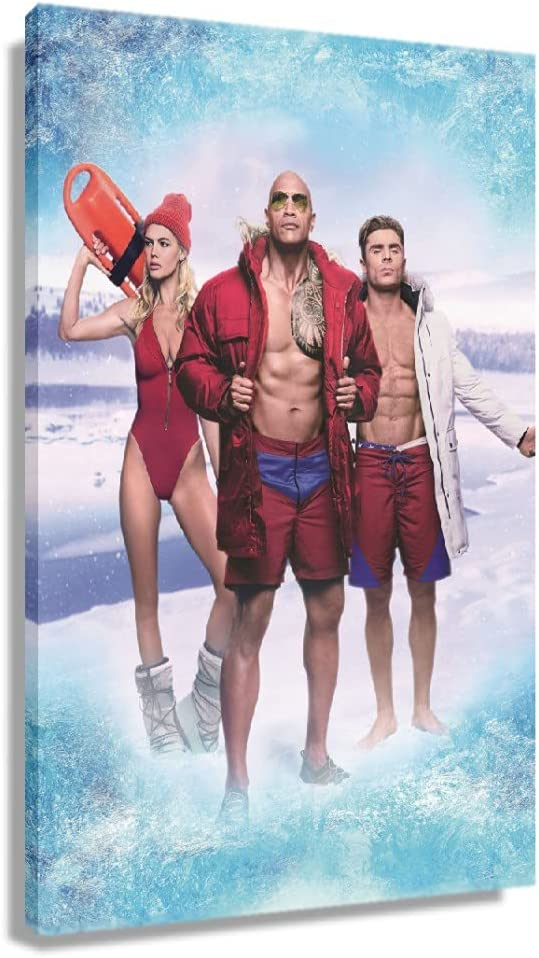 Super intense SALE Baywatch Classic Action Comedy Movie SALENEW very popular! Room Art for Posters Painti