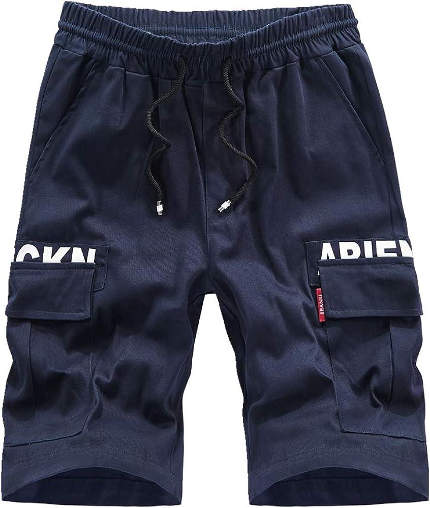 NOBRAND Summer Extra Large Pantaloni Casual Casual Moda Wild Shorts