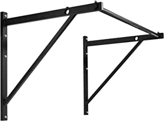 Yes4All Heavy Duty Wall Mounted Pull-Up/Chin-Up Bar – Support up to 500 lbs & Easy Installation