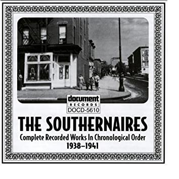 The Southernaires (1938-1941)