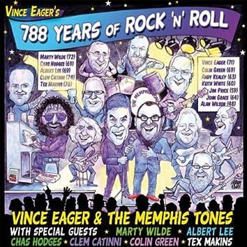 788 Years Of Rock N Roll