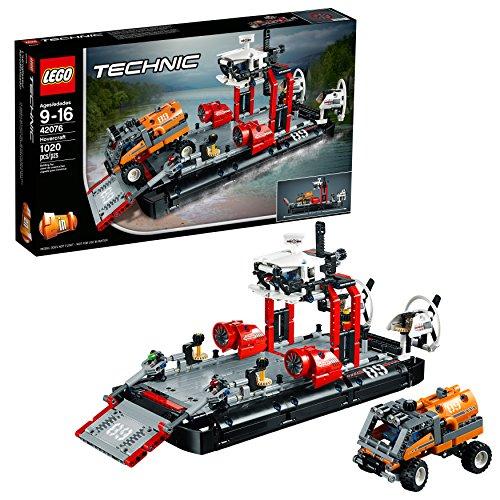 LEGO Technic Hovercraft 42076 Building...