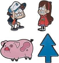 Gravity Falls Lapel Pin Badge Set