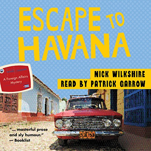 Escape to Havana copertina