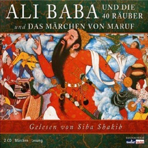 Ali Baba und die 40 Räuber / Das Märchen von Maruf Titelbild