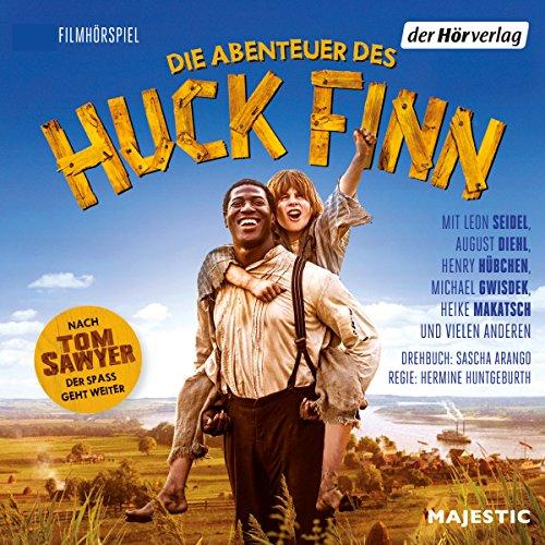 Die Abenteuer des Huck Finn cover art