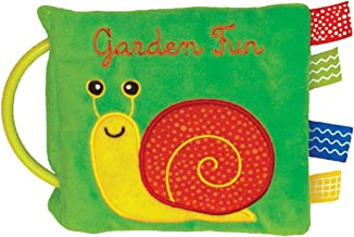 Garden Fun (Flip Flap Activity Cloth Books)