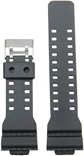 Replacement WATCH STRAP to fit 10347688 CASIO G-SHOCK GA-100 G8900 Black Rubber Resin New Replacement